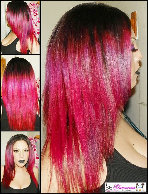 splat hair color multi colored hair color splat in 2016 amazing photo haircolorideas org