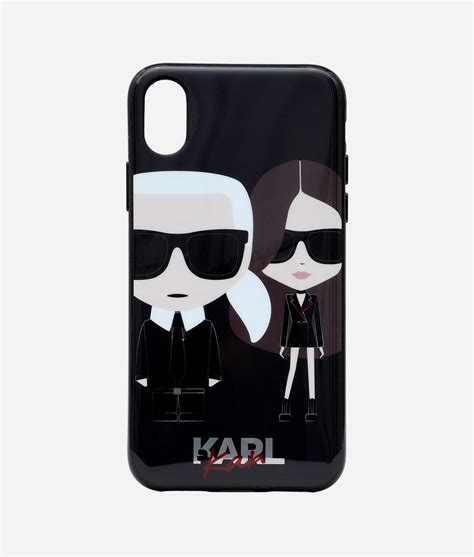 karl x kaia iphone x karl lagerfeld