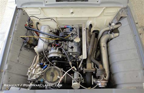 renault 4 engine renault 4 review and photos