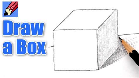 doodle drawing boxes how to draw a box real easy