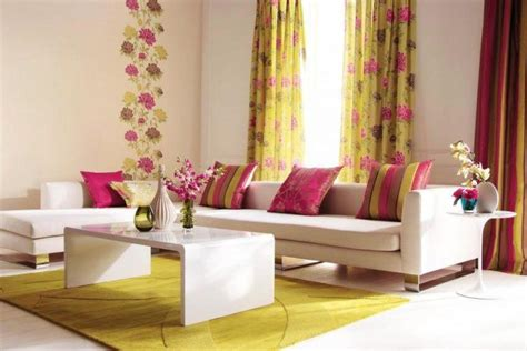 Beautiful Living Room Curtains Designs 20 Attractive Living Room Curtains