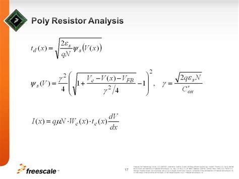 define resistor spice poly resistor spice model 28 images spice model variable resistor 28 images modeling