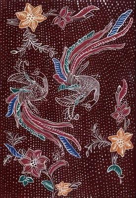 Batik Semi Bunga 22 Mei 2017 artkimianto batik lasem membuat kesengsem