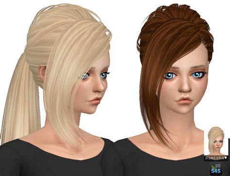 butterfly sims hair sims 4 butterfly sims hair 151 retexture at simista 187 sims 4 updates