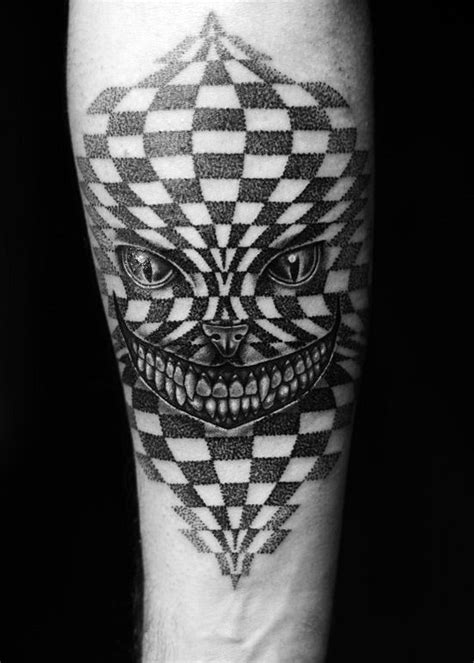 tattoo pattern maker awesome optical illusion in tattoo designs trendz maker