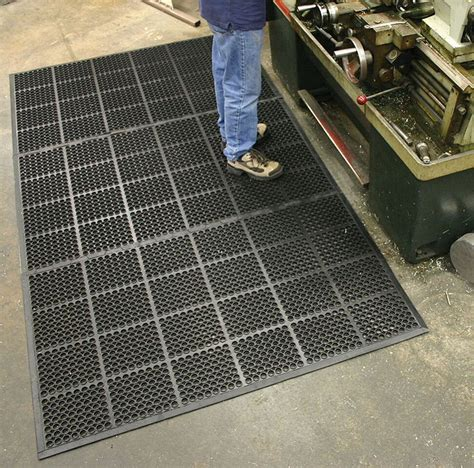 Industrial Floor Mat by High Duty Industrial Rubber Floor Mats Workplace Stuff