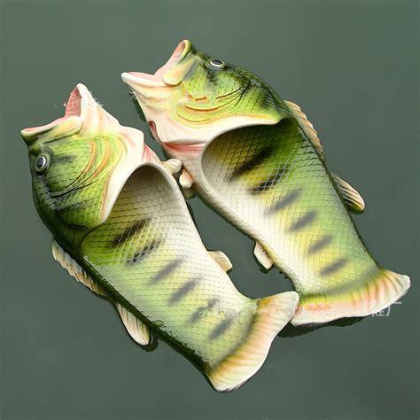 fish slippers 2017 creative type fish slippers handmade