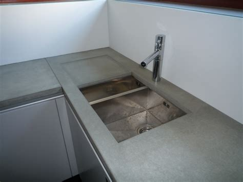 küchenarbeitsplatte material betonoptik arbeitsplatte k 252 che