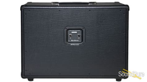 mesa boogie compact widebody closed back 1x12 cabinet ebay