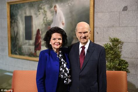 who is the president of the mormon church
