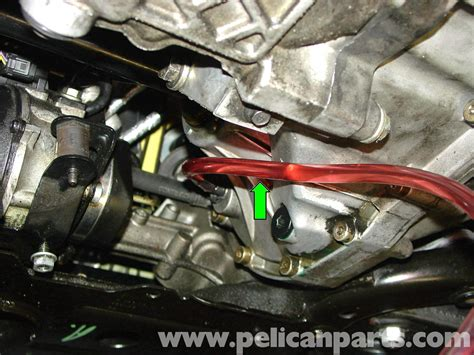 Pelican Technical Article Transmission Oil Change R53