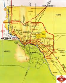 keller koch realtors llc el paso industrial parks map el