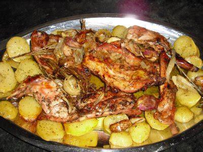 recetas para cocinar conejos cocinar es amar conejo al horno