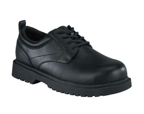 grabbers citation steel toe slip resistant work shoe g0020