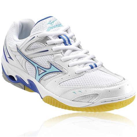 mizuno wave junior oasis indoor court shoes 50