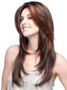 feathered hairstyles layered feathered hairstyles for long hair pertaining to