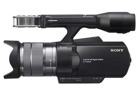 Kamera Sony Vg10 nex vg10 pierwsza kamera hd z wymienn艱 optyk艱 od sony tw 243 j vortal technologiczny frazpc pl