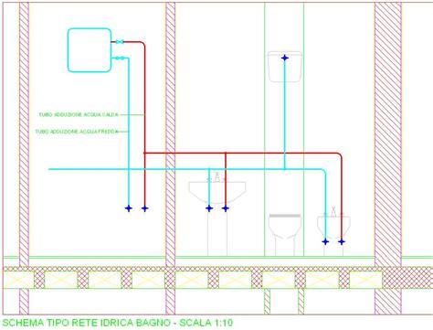 schema impianto idrico bagno nuova pagina 1