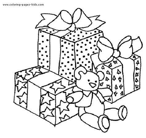 coloring pages holidays print birthday color page for kids free printable holiday