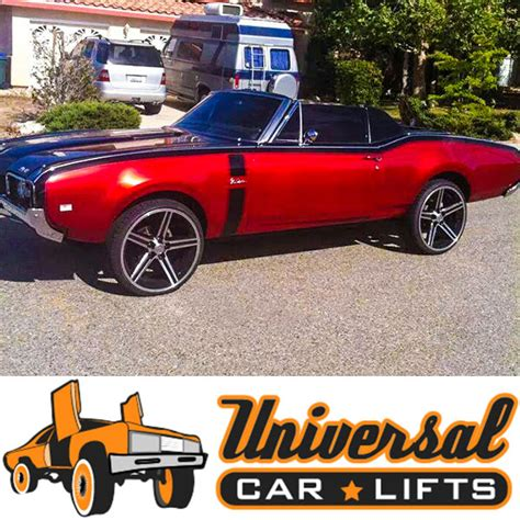 64 72 GM A BODY 3? TO 10? CAR LIFT KIT FOR CUTLASS, MALIBU