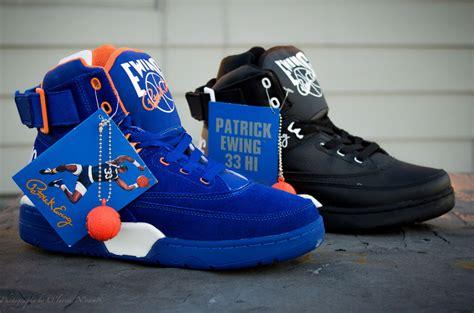 ewing shoes kid sizes ewing athletics 33 hi royal black release reminder