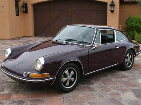 Buying A Porsche 911 by Buying A Vintage 1969 Porsche 911 S Coupe Beverly