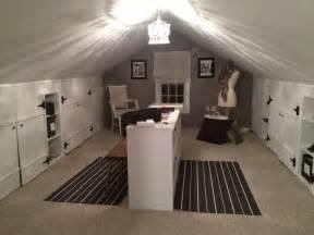 attic closet attic