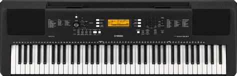 Keyboard Yamaha Seri S yamaha psr ew300 image 1748835 audiofanzine