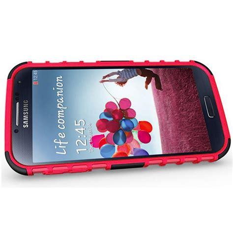 Samsung Galaxy S4 Mini Hardcase Hybrid Armor Bumper Layer Cover samsung galaxy s4 h 252 lle hybrid panzer schutzh 252 lle handy schutz cover tasche ebay
