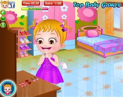 hazel new year juego de baby hazel new year funnygames es