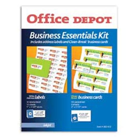 Office Depot Busines by Office Depot Brand Business Essentials Kit By Office Depot