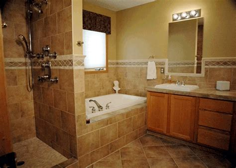 Bathroom Tile Remodel Ideas by Bathroom Tile Design Ideas