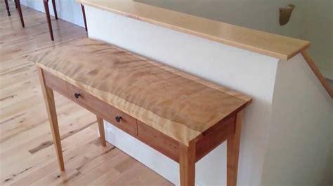 Handmade Custom Furniture - handmade shaker table custom made in vermont by hawk