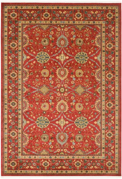 Red 8 X 11 Kensington Rug Area Rugs Irugs Uk Area Rugs Uk