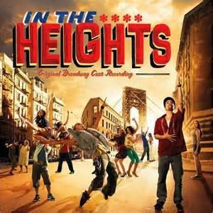 heights original broadway cast recording lin manuel miranda 791558442823 cd