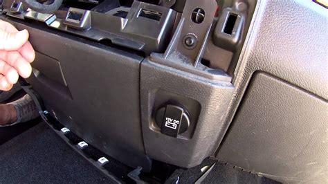 dodge ram blend door actuator knocking noise repair