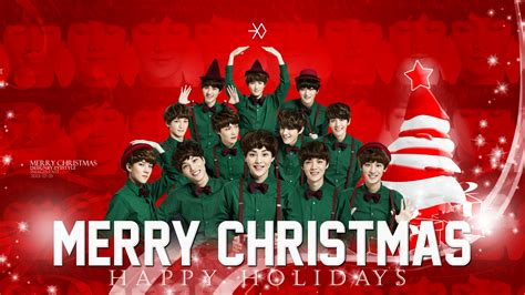 exo christmas day christmas day exo 2015 2015 greeting cards online