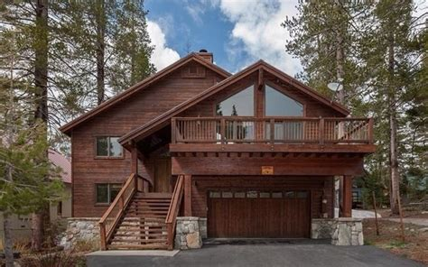 Rustic Cottages Lake Tahoe Tahoe Cabin Rustic Exterior San Francisco By
