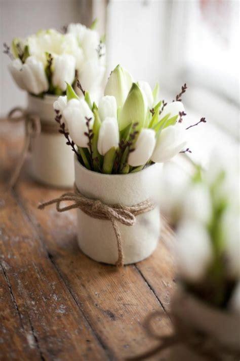 100 tolle ideen f 252 r tischdeko mit tulpen