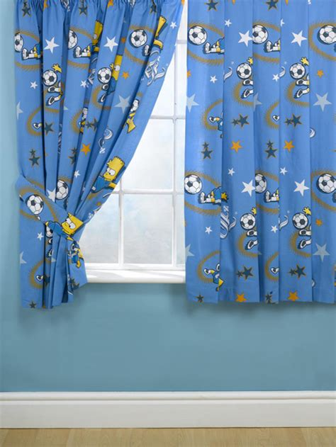 simpsons curtains simpsons curtains bart simpson star review compare