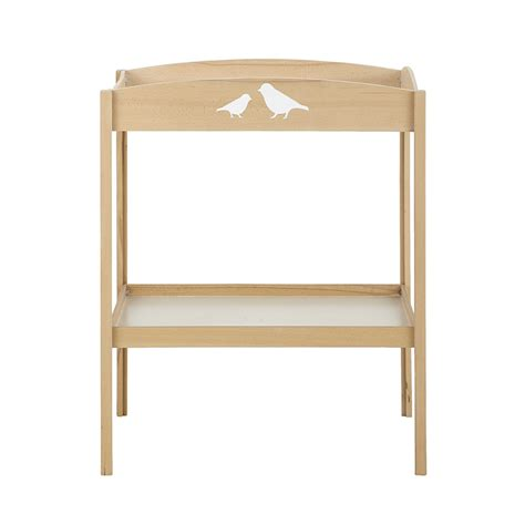 Wooden Change Table Wooden Changing Table W 80cm Lapinou Maisons Du Monde
