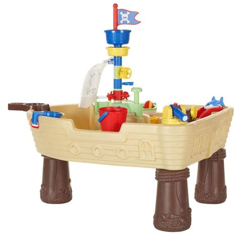 Tikes Anchors Away Pirate Ship Water Table Buy