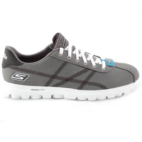 skechers on the go prevail s walking shoes grey