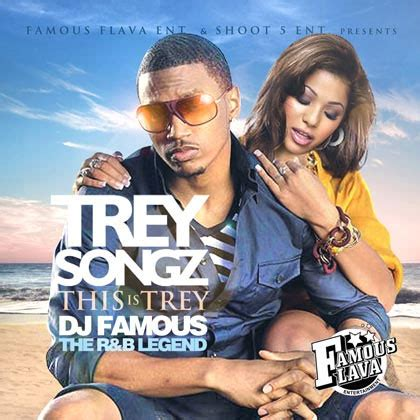 trey songz jamaican song trey songz this is trey mixtape by dj infamous mixtape
