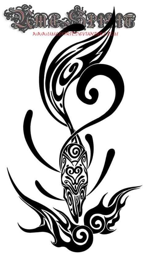 tribal tattoo yes or no kitsune tribal tattoo by umespirit on deviantart fox