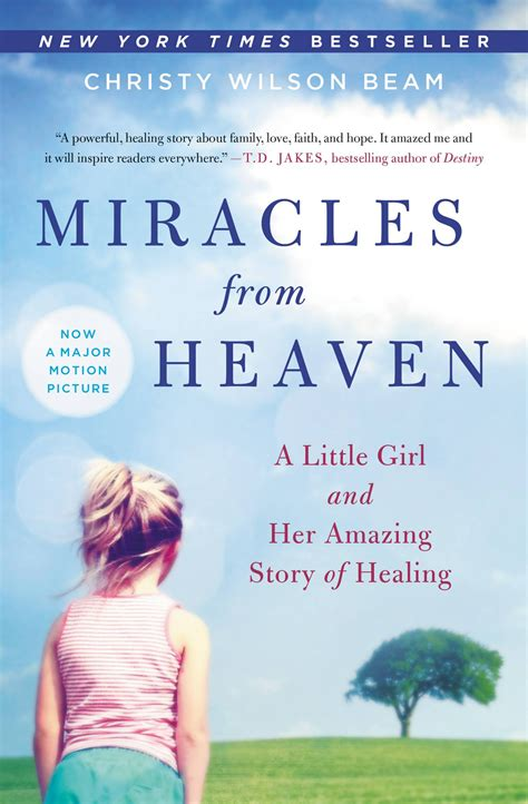 Miracles From Heaven Complet Miracles From Heaven Hachette Book