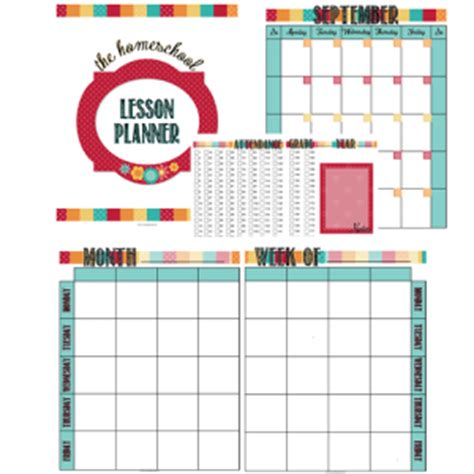 homeschool lesson plan app free homeschool lesson planner attendance tracker free