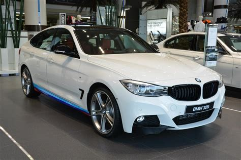 Eco Up Tieferlegen by M Performance Decked Bmw 3 Series Gt Shows Up In Abu Dhabi