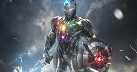 iron mans endgame fate wasnt sealed tony
