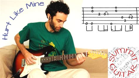 tutorial guitar mine the black keys hurt like mine guitar lesson tutorial